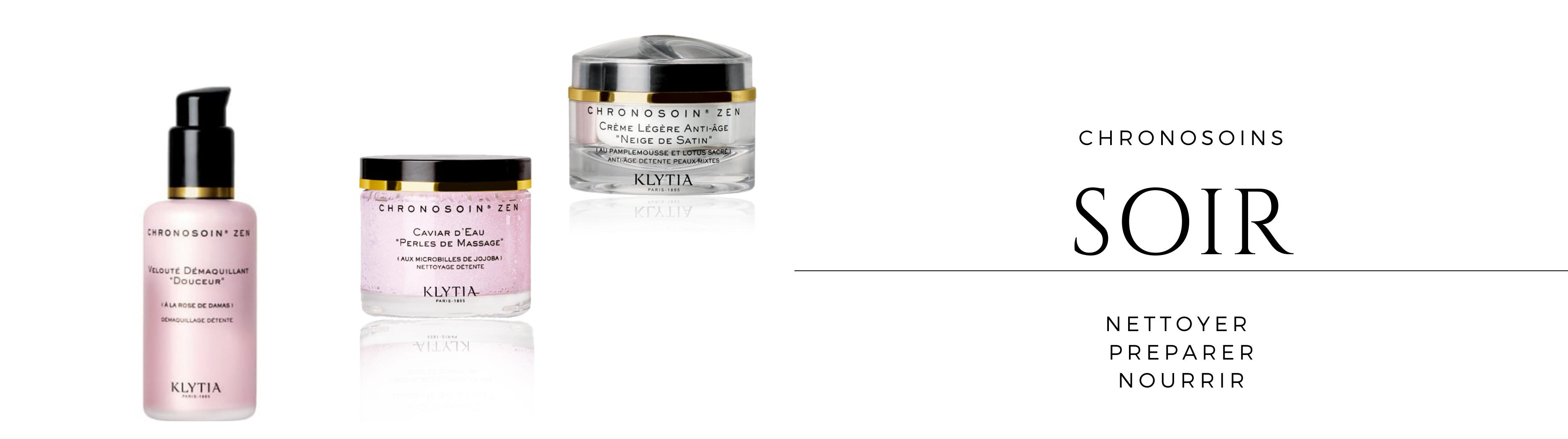 Chronosoins ZEN Klytia Paris For the Needs of Skin At Night