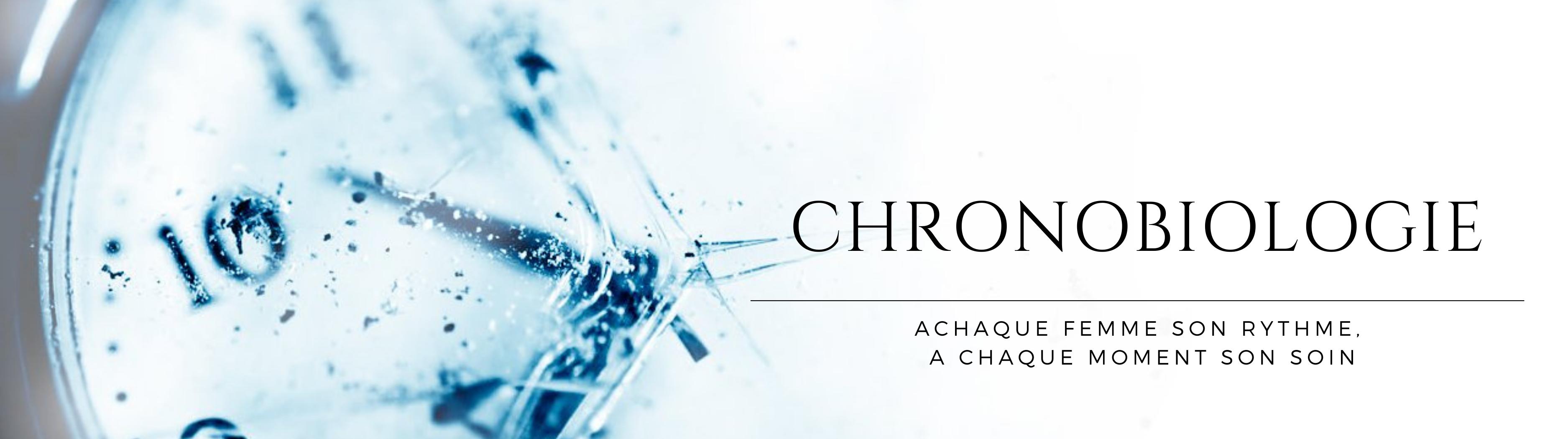 Chronobiologie cosmétiques naturels