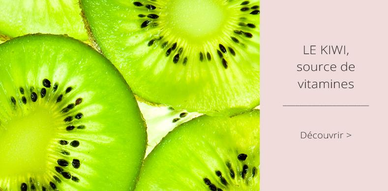 Le Kiwi source de vitamines